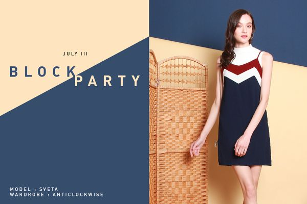 JULY III - BLOCK PARTY III