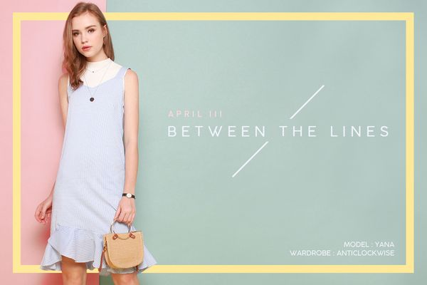 APRIL III - BETWEEN THE LINES