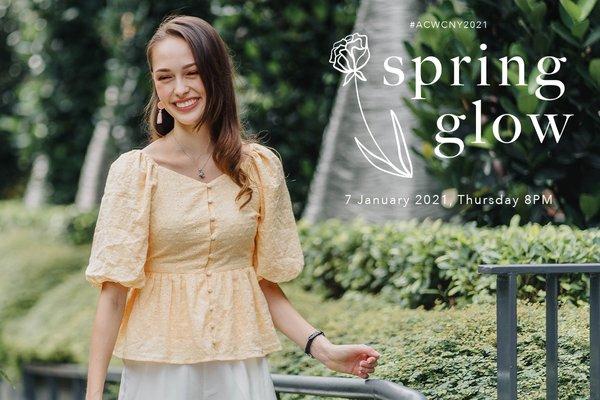 CNY III - Spring Glow
