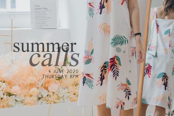 June I - Summer Calls
