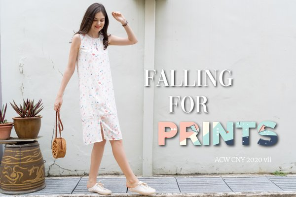 CNY VII - FALLING FOR PRINTS