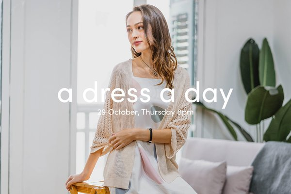 October III - A Dress A Day