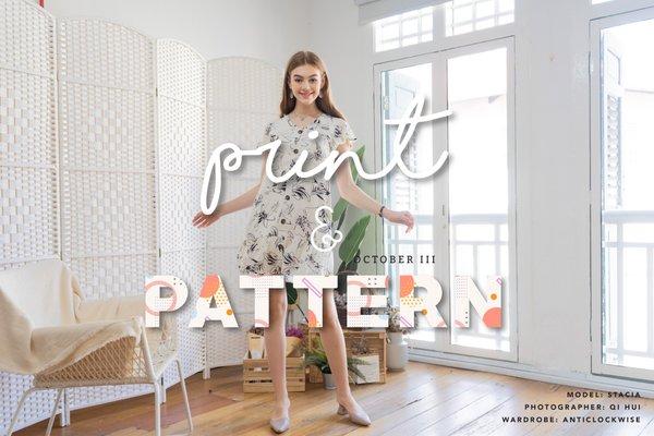 OCT III - PRINT & PATTERN