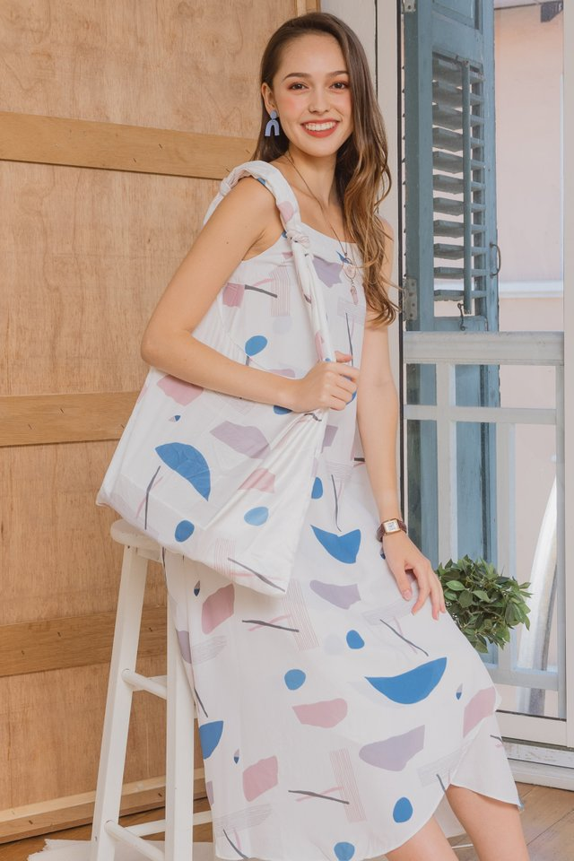 Printed Eco-Friendly Shopping Bag